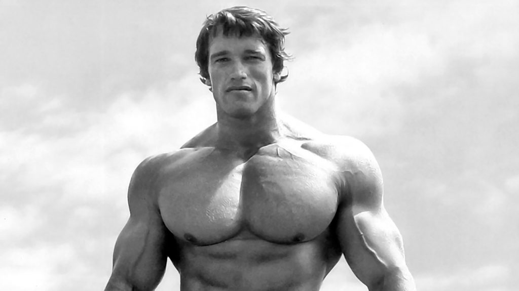 why is arnold schwarzenegger so famous